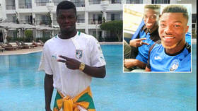 'Gone way too young': Ex-Atalanta prodigy and Ivory Coast youth captain Willy Braciano dies from liver cancer at the age of 21