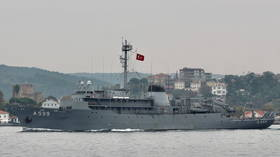 Turkey claims Greek fighter jets shot flare near its research vessel in Aegean Sea amid maritime zones dispute