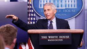 #FireFauci trends as he tells vaccinated people to remain under lockdown, blames Trump's 'denial' for massive death count
