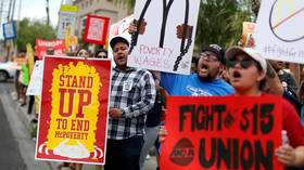 McDonald's SPIES on its employees seeking minimum wage of $15 per hour – media