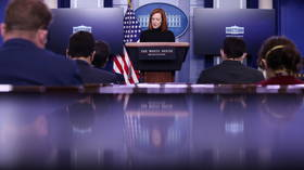 Biden admin to charge White House reporters $170 per Covid test amid concerns smaller outlets will be squeezed out – reports