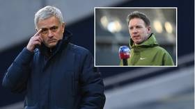 Leipzig boss Nagelsmann 'interested' in taking over at Spurs should they axe Jose Mourinho – reports