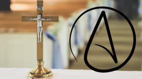 Where's your god now? Study finds atheists no less moral than believers