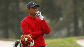 'He's not dead': Golf fans baffled by 'bizarre' tribute to Tiger Woods planned by fellow players