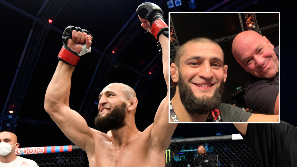 Is Khamzat Chimaev retiring? Here's what we know after Dana White dismisses 'super-emotional' undefeated star's retirement post