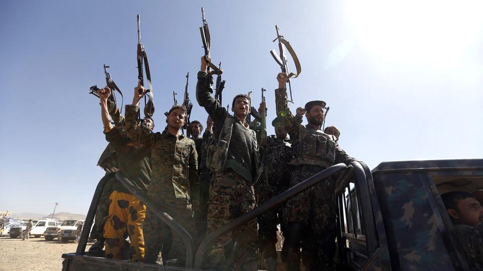 US sanctions leaders of Yemen's Houthi rebels for 'prolonging civil war and exacerbating humanitarian crisis'