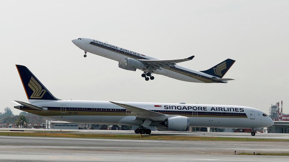 Covid-19 Pässe: Singapore Airlines testet so eben den digitalen Gesundheitpass für Flüge nach London