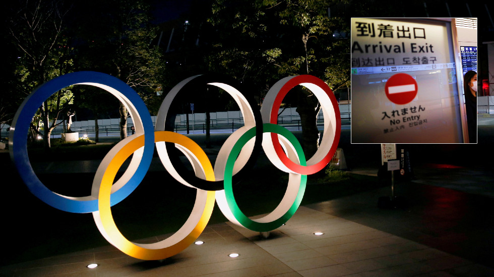 Japan 'to ban overseas fans from attending Olympics' as ...