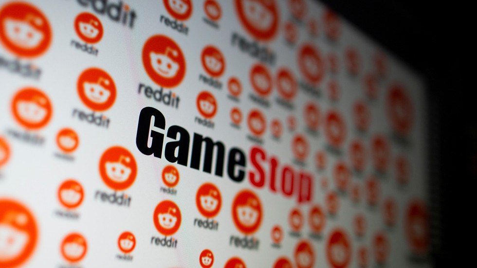 GameStop stock BOOMING AGAIN as online traders stick it to Wall Street