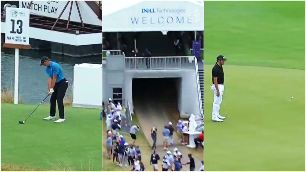 Fans react as former world No1 golfer Jordan Spieth