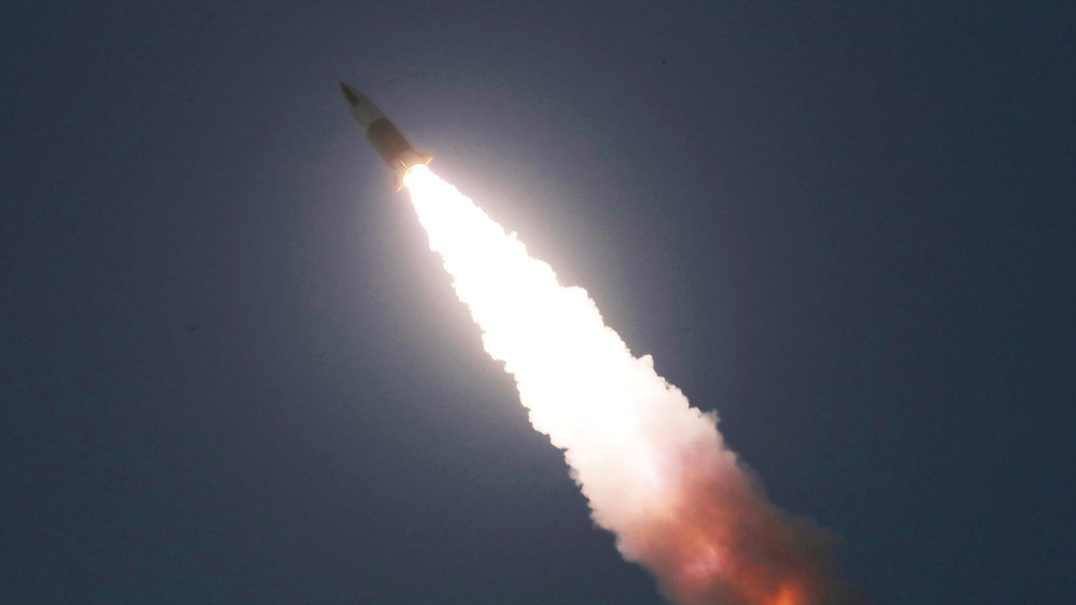 Pyongyang says it fired NEW tactical guided missile as it ramps up testing with flurry of launches