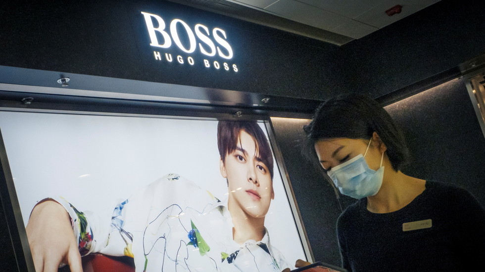 Hugo Boss branded 'two-faced' in China for sending mixed messages on buying cotton from Xinjiang amid forced labor allegations