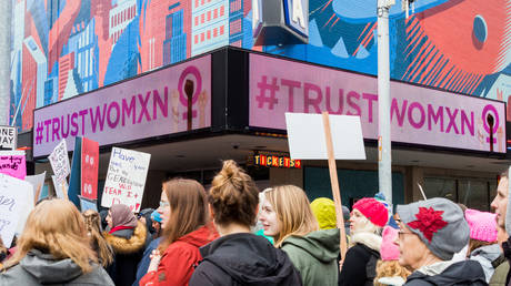'Womxn' march in Seattle, 2018 © Wikipedia