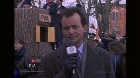 Bill Murray in Groundhog Day (1993) © IMDB