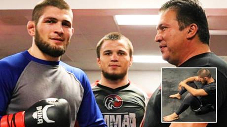 Russian icon Khabib Nurmagomedov has discussed his UFC retirement © Instagram / khabib_nurmagomedov