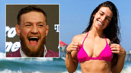 'Hitting on married women': Conor McGregor asks UFC stunner Mackenzie Dern 'what's up?' & ex-champ Bisping about Rockhold trilogy thumbnail