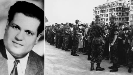 France admits torture and murder of Algerian freedom fighter in 1950s, but no apology for Algeria for colonial past thumbnail