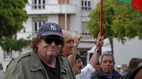 'You don't need our vaccine': Michael Moore, other libs rage at Texas for daring to fight Covid-19 without authoritarian lockdown