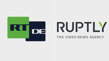 (L) © RT Deutsche; (R) © Ruptly