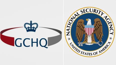 (L) GCHQ ©️ Wikipedia; (R) NSA ©️ Wikipedia