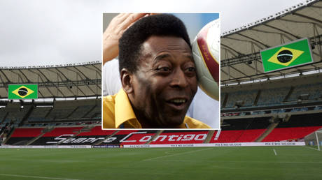 The Maracana stadium in Brazil could be renamed after football icon Pele © Sergio Moraes / Reuters | © Bruno Domingos / Reuters