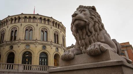 FILE PHOTO: Norwegian Parliament in Oslo, December 13, 2014 © AFP / NTB SCANPIX / Terje Bendiksby