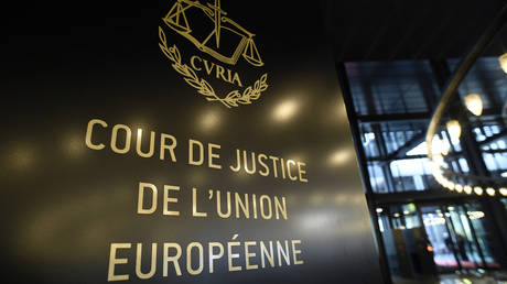 Court of Justice of the European Union in Luxembourg, January 13, 2020