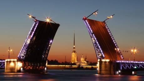 St. Petersburg © Pixabay.com