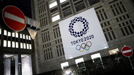 The delayed 2020 Tokyo Olympic Games will go ahead without foreign fans © Issei Kato / Reuters