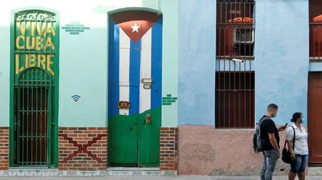 Havana, Cuba (February 12, 2021 file photo).
