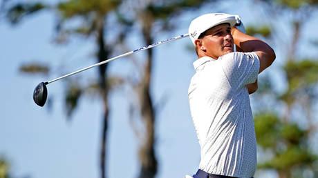 Golf star Bryson DeChambeau. © USA Today Sports