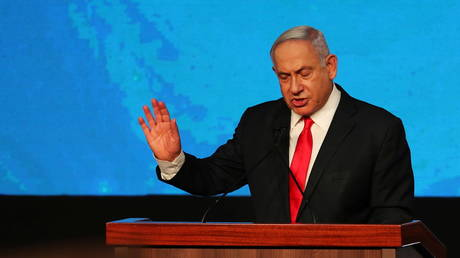 Israeli Prime Minister Benjamin Netanyahu © Reuters / Ronen Zvulun