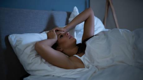 Sleepless nights (FILE IMAGE)
