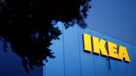 IKEA Group store in Saint-Herblain near Nantes, France, March 22, 2021