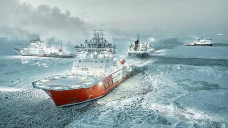 © Gazprom Neft / Facebook