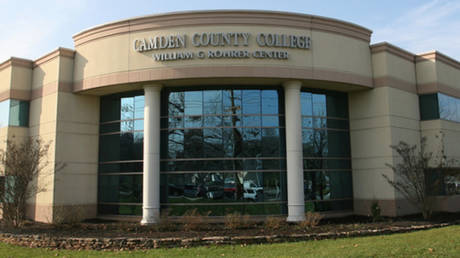 FILE PHOTO: Camden County College's William G. Rohrer Center, in Blackwood, New Jersey.