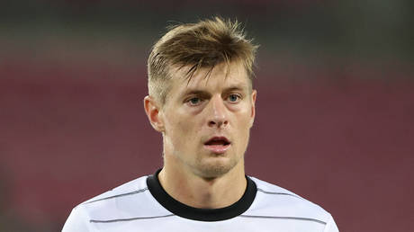 Kroos spoke amid protests from players over the Qatar 2022 tournament. © Reuters