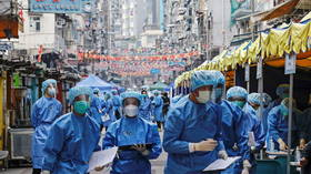 Beijing accused of using Covid pandemic to control journalists – foreign media group report