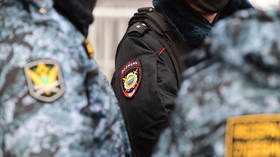 Saint Petersburg cop arrested after allegedly leaking information about flight on which opposition figure Alexey Navalny fell ill