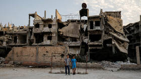 Syria & Russia accuse US of funneling supplies on pretext of 'humanitarian aid' to militants in war-ravaged Middle Eastern nation
