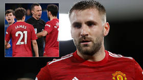 Man United's Shaw facing BAN after backtracking on claim that ref rejected penalty in Chelsea draw because he feared public uproar