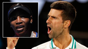 Novak Djokovic closes in on eclipsing Serena Williams run as Serbian tennis ace admits 'relief' at equaling mammoth Federer record
