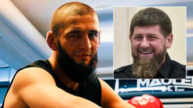 Back from the brink? Chechen head Kadyrov says he's persuaded Chimaev to reignite UFC title dream for 'millions of fans in Russia'