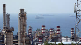 China ramps up oil imports from Iran