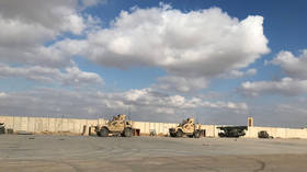 US civilian contractor dies following missile attack on coalition airbase in Iraq - Pentagon