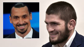 'You just have to do it': Khabib Nurmagomedov reveals message Zlatan sent him before final UFC fight & offers from football clubs