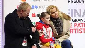 From leader to outsider: Reports claim figure skating champ Kostornaia 'wants return to Eteri Tutberidze' after disastrous season