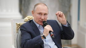 'They're bugs & we will crush them!' Putin issues fiery warning about activists & criminals taking advantage of children online