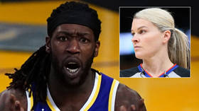 'She was in her feelings': LA Lakers ace Montrezl Harrell claims female NBA official gave 'soft' call because she felt 'belittled'