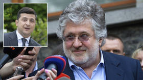 US announces sanctions on top Ukrainian oligarch & Zelensky ally Kolomoisky for 'undermining democratic processes' in country